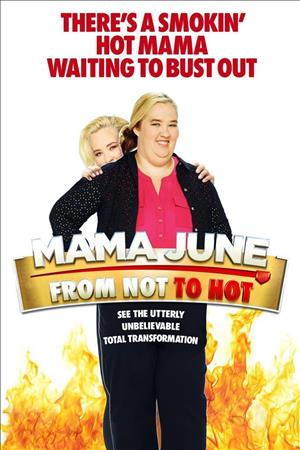 Mama June from Not to Hot Season 2 cover art