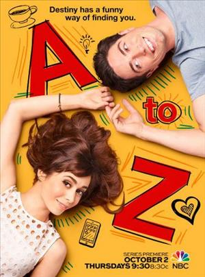 A to Z Season 1 cover art