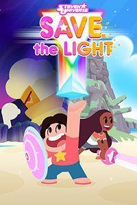 Steven Universe: Save the Light cover art