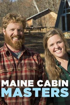 Maine Cabin Masters Season 2 cover art
