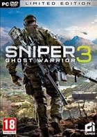 Game Sniper: Ghost Warrior 3  PC cover art