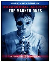 Paranormal Activity: The Marked Ones cover art