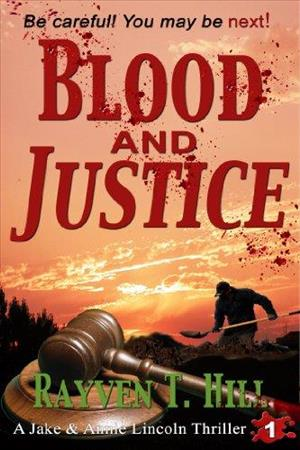 Blood and Justice: A Private Investigator Mystery Series cover art