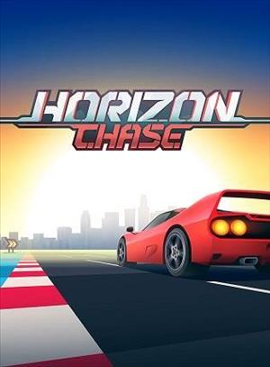 Horizon Chase - World Tour cover art