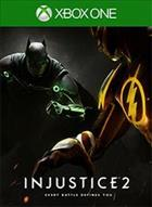 Game Injustice 2  Xbox One cover art