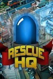 Rescue HQ cover art