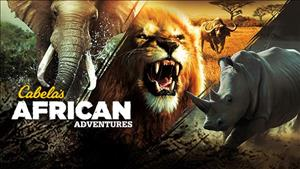 Cabela's African Adventures cover art
