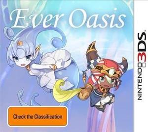 Ever Oasis cover art