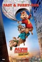 Alvin and the Chipmunks: The Road Chip cover art