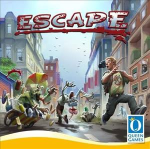 Escape: Zombie City cover art