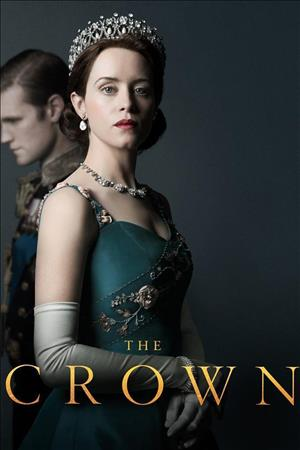 The Crown Season 4 cover art