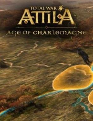 Total War: ATTILA - Age of Charlemagne Campaign Pack cover art