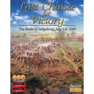 Last Chance for Victory cover art