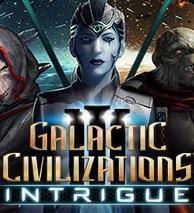 Galactic Civilizations III: Intrigue cover art