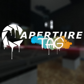 Aperture Tag: The Paint Gun Testing Initiative cover art