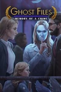 Ghost Files: Memory of a Crime cover art