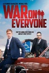 War on Everyone cover art