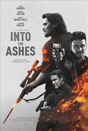 Into the Ashes cover art
