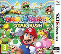 Mario Party Star Rush cover art