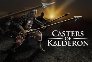 Casters of Kalderon cover art
