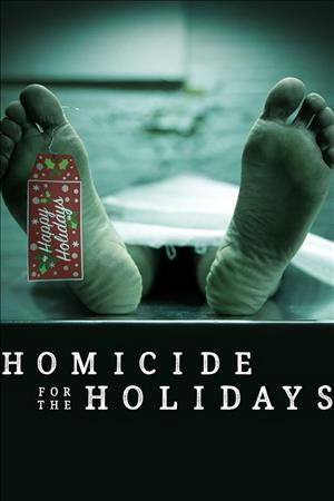Homicide for the Holidays Season 4 cover art