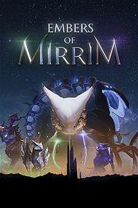 Embers of Mirrim cover art