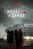 TV Series Season House of Cards Season 5  Netflix cover art