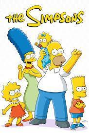 The Simpsons Season 33 cover art