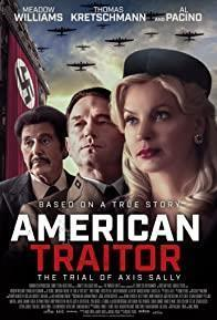 American Traitor: The Trial of Axis Sally cover art