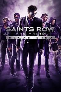 Saints Row: The Third Remastered cover art
