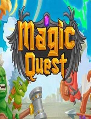 Magic Quest cover art