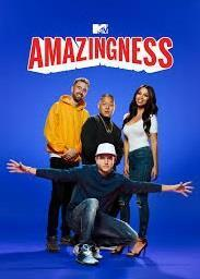 Amazingness Season 1 cover art