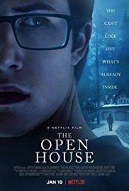 The Open House cover art