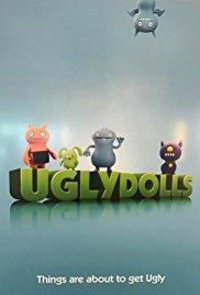 Ugly Dolls cover art