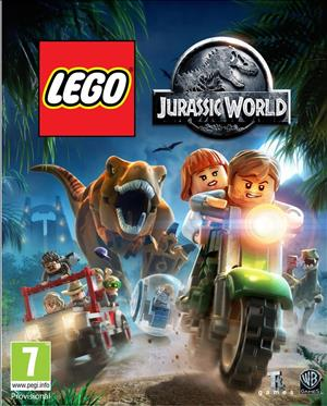 LEGO Jurassic World cover art