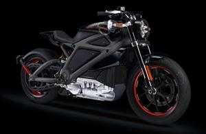 Harley-Davidson Motorcycle Concept cover art