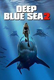 Deep Blue Sea 2 cover art