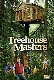 Treehouse Masters Season 8 cover art