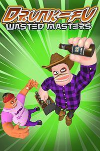 Drunk-Fu: Wasted Masters cover art