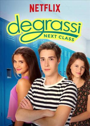 Degrassi: Next Class Season 3 cover art