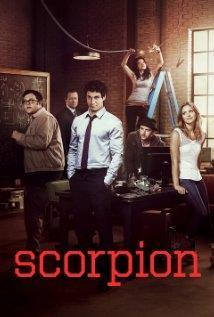 Scorpion Season 1 cover art