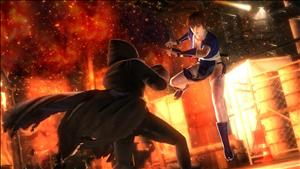 Dead or Alive 5: Last Round cover art