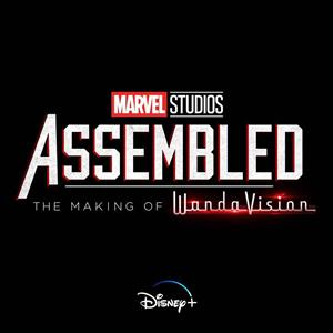 Marvel Studios Assembled: The Making of WandaVision cover art