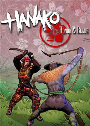 Hanako: Honor & Blade cover art