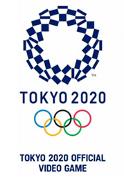 Olympic Games Tokyo 2020 - The Official Video Game cover art