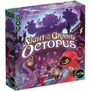 Night of the Grand Octopus cover art
