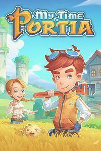 My Time at Portia cover art