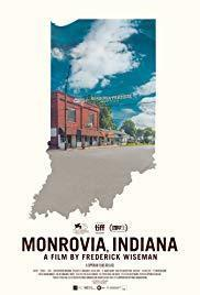 Monrovia, Indiana cover art