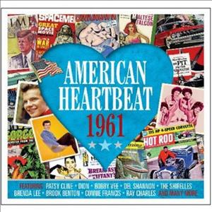 American Heartbeat 1961 cover art