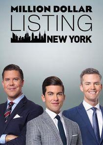 Million Dollar Listing: New York Season 6 cover art
